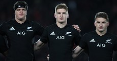 Raising All Blacks: From the NZ coast, via Meath, Kevin Barrett's three boys ready for the Lions
