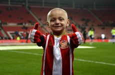 'Sleep tight baby boy': Parents confirm death of six-year-old Bradley Lowery after cancer battle