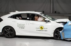 These 5 new cars just won top marks in the Euro NCAP safety tests