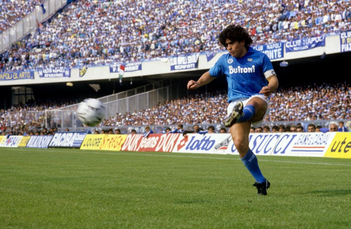 Maradona, the mafia and immortality: three decades on from Napoli's Holy  Grail