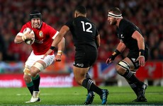 As it happened: New Zealand v The Lions, third Test