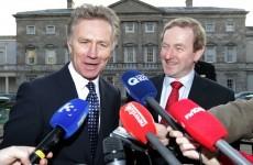 Former Olympic athlete Eamonn Coghlan joins Fine Gael