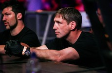 The Geezer in the Corner: Armagh boss McGeeney lines out as an MMA cornerman