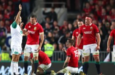 Lions draw series after a stunning Test with All Blacks in Auckland