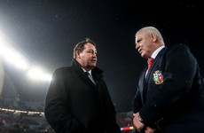 Gatland the clown proud of Lions' achievement in New Zealand