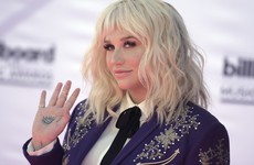 Kesha has shared her side of the awkward Jerry Seinfeld hug incident
