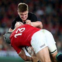 Lions players' player of the tour Davies caps off terrific season
