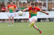 Carlow have now won 3 games in a championship season for the first time in 73 years