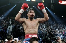 Pacquiao pencilled in for Bradley fight on June 9