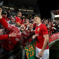 Everyone feeling weird but that was a wonderful Lions series