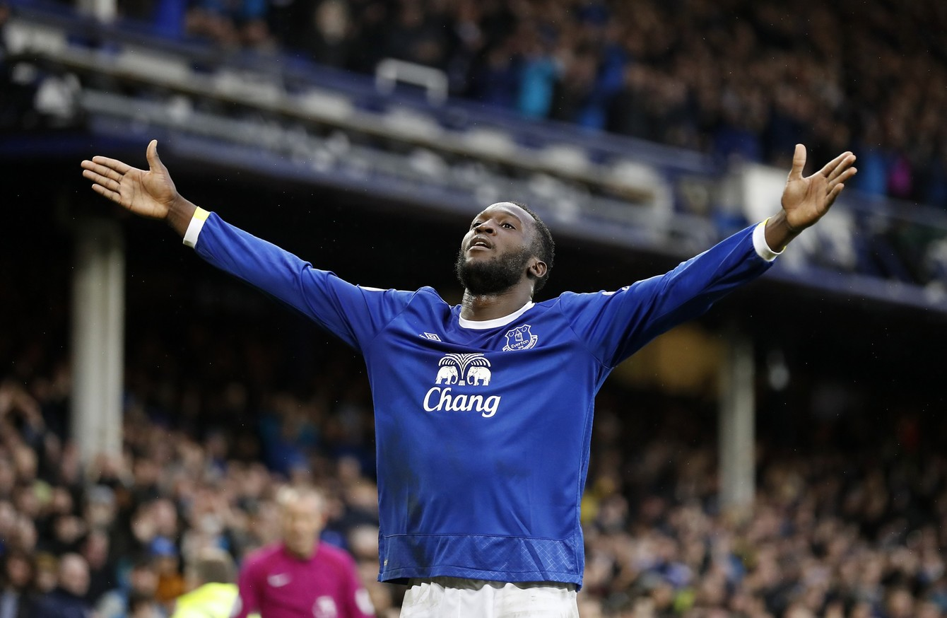 Man United Move Realises Childhood Dream Romelu Lukaku The42