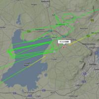 Plane makes emergency landing at Belfast International airport