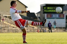 Joyce set to boost Tribesmen after recovering from long-term injury