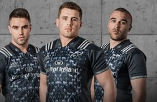 Munster unveil new dark grey alternate kit for the 2017/18 season