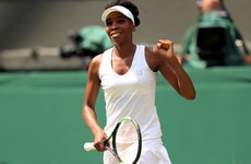 Venus Williams crushes Konjuh to become oldest Wimbledon quarter-finalist since Navratilova