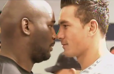 WATCH: Sonny Bill Williams weigh-in fight