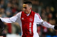 20-year-old Ajax midfielder remains in induced coma after on-field collapse