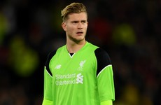 Liverpool 'keeper Karius admits to 'struggle' and 'negative spell' during debut season