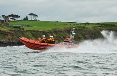 RNLI volunteers in Cork have helped eight people in four incidents since yesterday