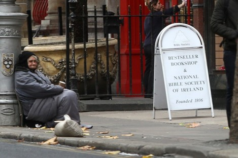 Homeless begging presents a number of specific policy challenges.