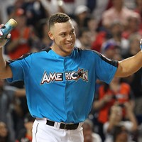 Aaron Judge won the Home Run Derby and it wasn't even close