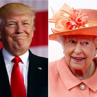 It looks like Donald Trump will get his banquet with Queen Elizabeth II after all