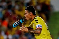 Out-of-favour James Rodriguez joins Bayern Munich in 2-year loan deal
