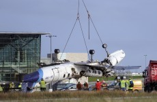 Interim report into Cork air crash finds sensor fault on plane