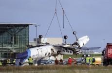 Interim report into Cork air crash finds sensor fault on plane