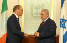 Netanyahu posts criticism of 'Ireland's traditional stance' on Facebook after Coveney meeting