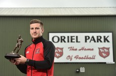 After lighting up the League of Ireland, Patrick McEleney named POTM