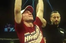 UFC pays emotional tribute as an unsung hero of Irish sport prepares to bid farewell
