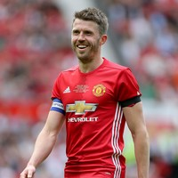 Man United name Michael Carrick as new captain following Rooney departure