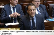 As it happened: Paul Murphy criticises Varadkar for comparing Jobstown protest to 'a scene from Lord of the Flies'