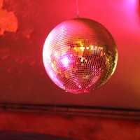 There's going to be a massive disco ball you can dance in at Longitude this weekend