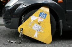 "Clampers ""make no money"" from clamping"