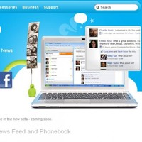 Facebook makes Skype, Bing deals