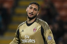 Donnarumma issues apology: 'I'm sorry to the fans who felt betrayed'