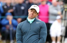 'Broken record' McIlroy confident of finding form ahead of the Open
