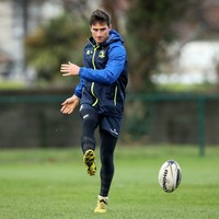 Let go by Leinster and now captaining his country: Billy Dardis hoping to land European title for Ireland this weekend