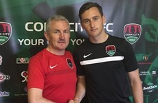 'We have high hopes for him' - Young defender commits to Cork City until 2019