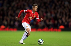 Man United announce permanent departure of Adnan Januzaj