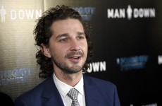 Shia LaBeouf apologises for racist tirade against policeman