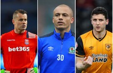 Free agents Given, Brown and Bruce train with non-league club in bid to keep fit