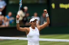 Magnificent Muguruza storms into Wimbledon final in just 64 minutes