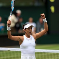 Magnificent Muguruza storms into Wimbledon final in just 64 minutes