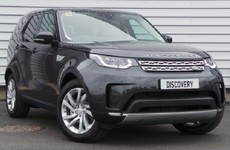 The new Land Rover Discovery is a state-of-the-art SUV that's also impressively quick