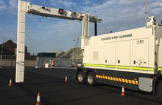 X-ray scanner used again as Revenue seizes cigarettes worth €3.5 million at Dublin Port