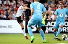 Dundalk disappointed but remaining confident of another big Champions League result