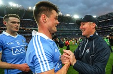 From All-Ireland hurling finalist to Jim Gavin's star corner back, Eric Lowndes continues to evolve